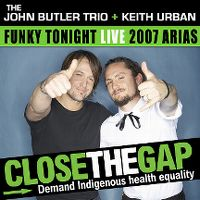 Cover The John Butler Trio and Keith Urban - Funky Tonight [Live 2007 Arias]